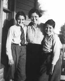 Rovin, Rose and Bernard Adelstein
