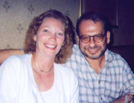 Rhoda and David Adelstein